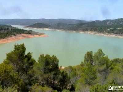 Meandros Río Tajo–Reto Senderista;mirador de los poetas tejo milenario parque natural barranco de